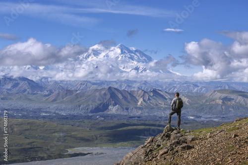 Denali (Mount McKinley) national park, Alaska, United States