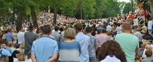 Tłum Ludzi