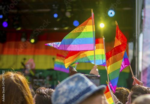 Foto  Doncaster Pride 19 Aug 2017 LGBT Festival
