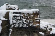 Shipwreck - December 24, 1886