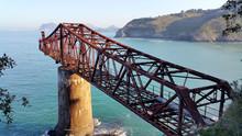 Bridge To Nowhere. Abandoned O...