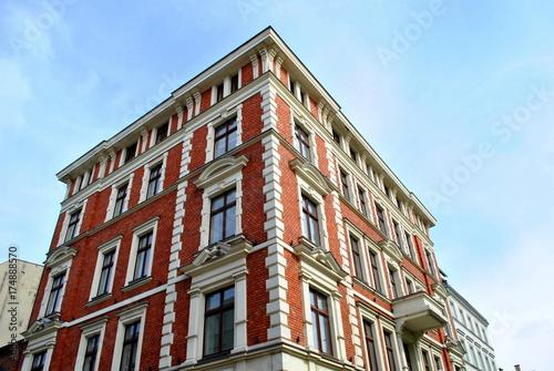 Zabytkowy budynek - fototapety na wymiar