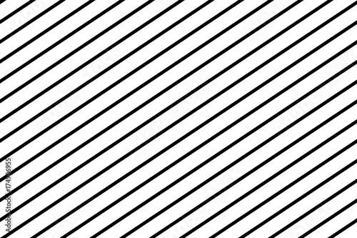 Valokuva Stripes diagonal seamless pattern, texture