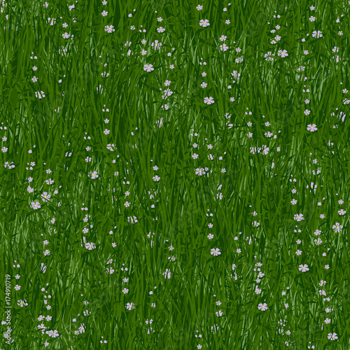 Grass background tile Photoshoot Seamless Background With Fresh Green Grass And Lilac Flowers Tile Pattern For Your Design Depositphotos Seamless Background With Fresh Green Grass And Lilac Flowers Tile