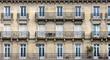 canvas print picture - Real Estate - Paris - France