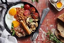 Traditional English Breakfast....