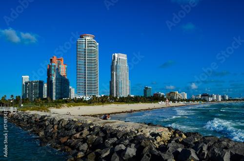 Fototapeta Plaża Miami