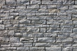 Gray brick wall background grunge texture surface