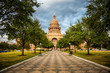 canvas print picture - Texas State Capitol