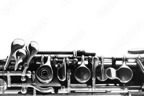 Fotoposter Muziek Oboe woodwind music instrument of orchestra