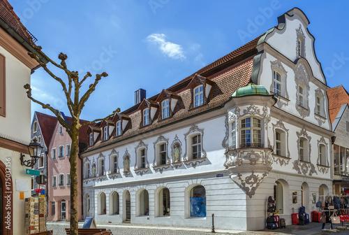 Photo Street in Amberg, Germany