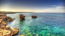 Coast Of Can Marroig In Formen...