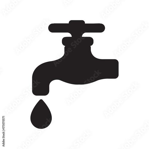 Fényképezés waterworks / faucet / water tap icon