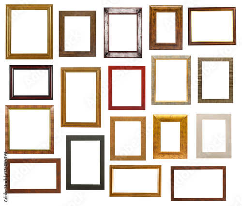 Fotografiet Picture frame collection