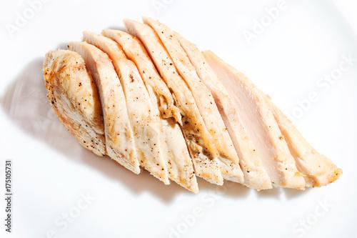 Foto op Aluminium Kip chicken breast