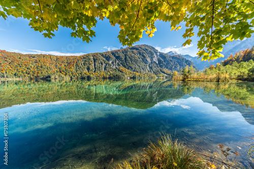 Valokuva  Am Almsee im Herbst - Oberösterreich