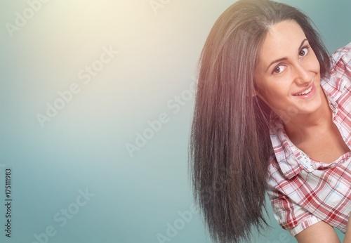 Plakat Włosy.