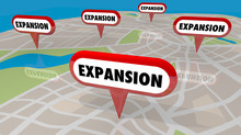 Expansion New Locations Map Pi...
