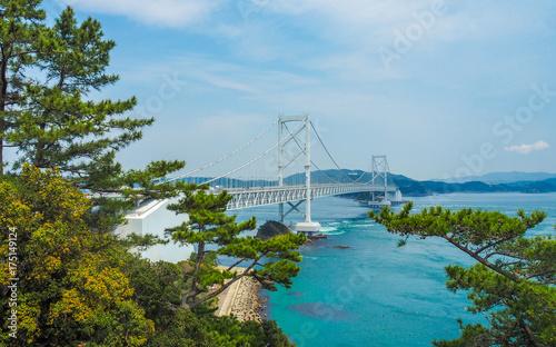 Fotografie, Obraz  Onaruto Bridge, Japan