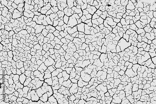 cracked texture Fototapete