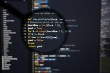 Real Python Code Developing Sc...