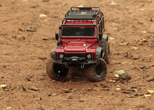 Offroad Trip Land Rover Defender Off-road Vehicle, Expedition, Radio Controlled Car