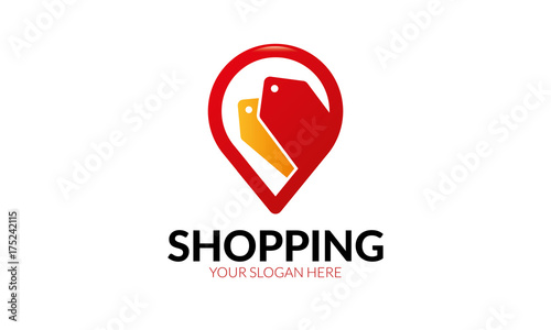Photo  Shopping Logo