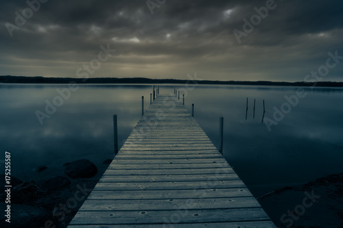 blue hour dock