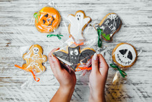 Delicious Sweets For Halloween...