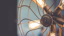 Lamp Blade Fan Lighting