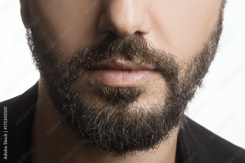 Fototapeta Barba e baffi
