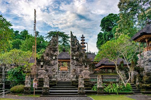Gunung Lebah temple in Bali