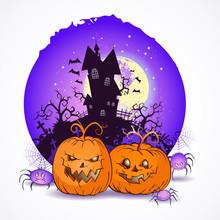 Halloween Vector Illustration ...