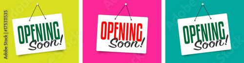 Fotografía opening soon