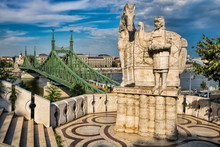 Budapest, Freiheitsbrücke