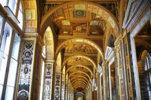 Luxury Interior In The Peterhof
