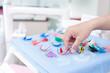 Dental brace or teeth retainer