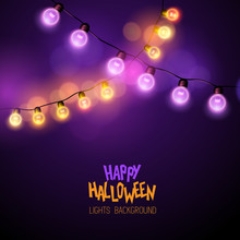 Glowing Halloween Decoration F...