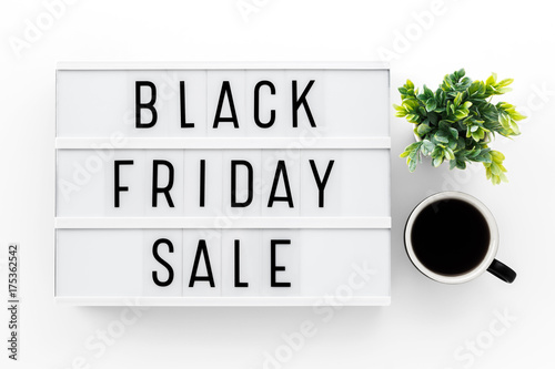 Fotografia  Black friday sale