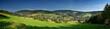 Panorama Skomielna Czarna