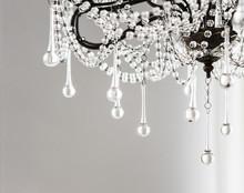 Contemporary Crystal Chandelie...