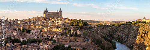 Cityscape of Toledo, Spain