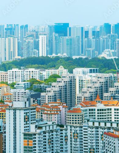 Photo  Singapore real estate