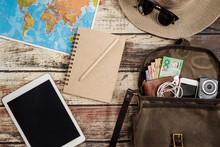 Traveler Items Vacation Travel...