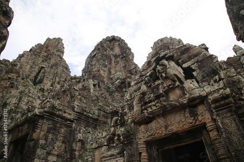 Staande foto Rudnes Angkor Wat Ruins