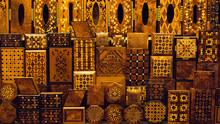 Variety Of Handmade Wood Box