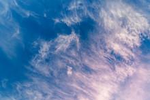 Wispy, Thin Cirrus Clouds Agai...
