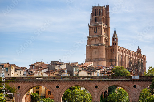 Photo Albi, Cathédrale Saint-Cécile, France