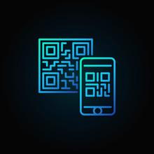 Mobile Phone Scanning QR Code ...