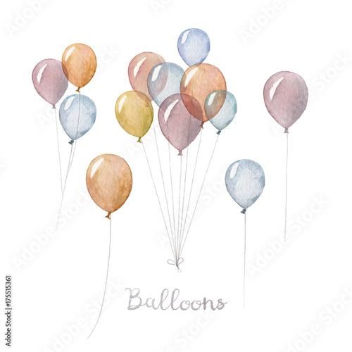 kolorowe-balony-ustawic-recznie-malowane-w-akwarela-dekoracja-na-urodziny-i-w